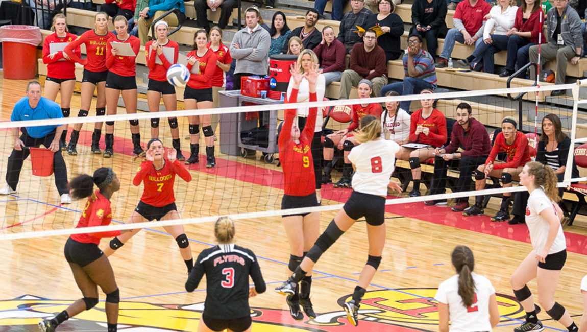 Memorable Ferris State Volleyball Campaign Comes To An End In Regional Finals