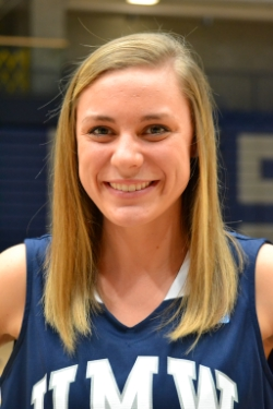UMW's Dye Named CAC Women's Basketball Player of the Week