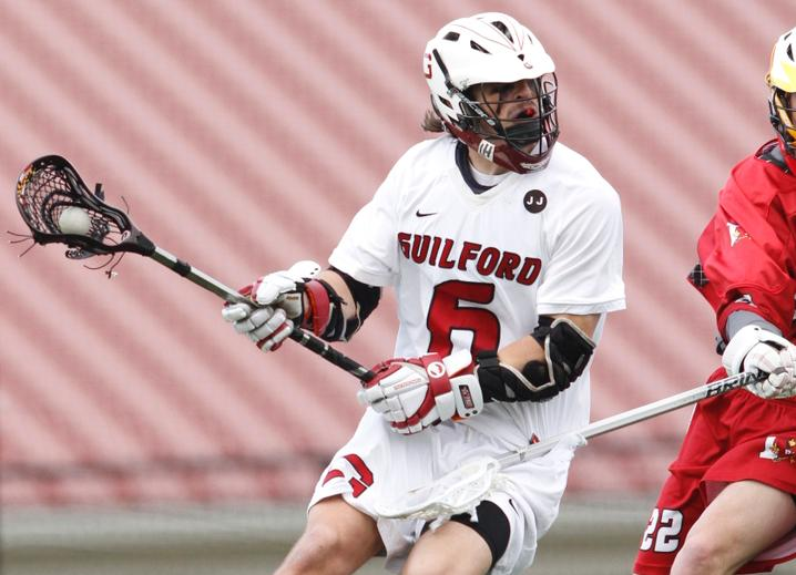 Guilford Scores 12-3 Victory at Berry