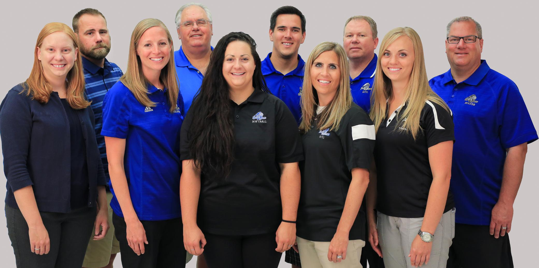 Blue Knights Athletic Directory