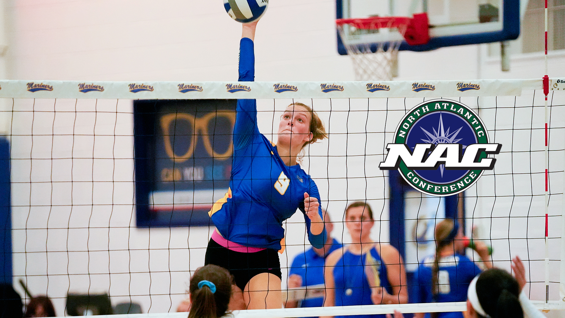 Melampy Named NAC Player of the Week