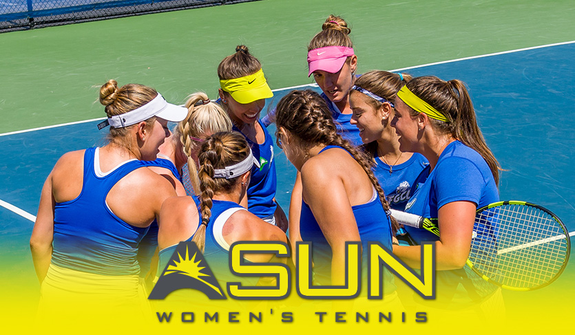 FGCU Defeats North Florida, Claims #1 Seed in #ASUNWTEN Championship