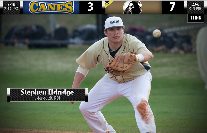 No. 25 UNCP Rallies To Win 11-Inning Series Finale