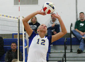 NAIA Volleyball Player of the Week ? No. 6