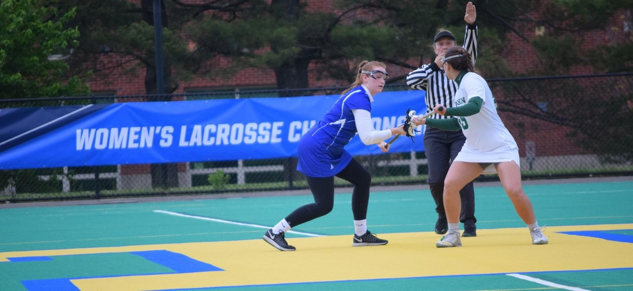 17-8 Loss to Babson Ends Historic Season for JWU Women's Lacrosse
