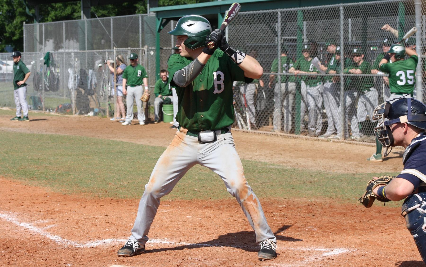 Baseball Edged by Williams College