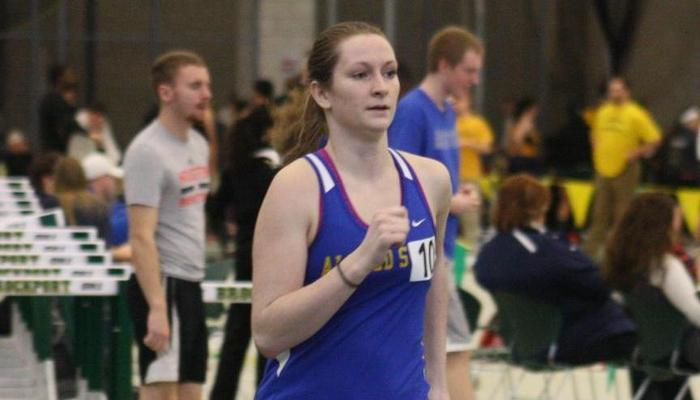 Track Team Competes at Spire Midwest Open