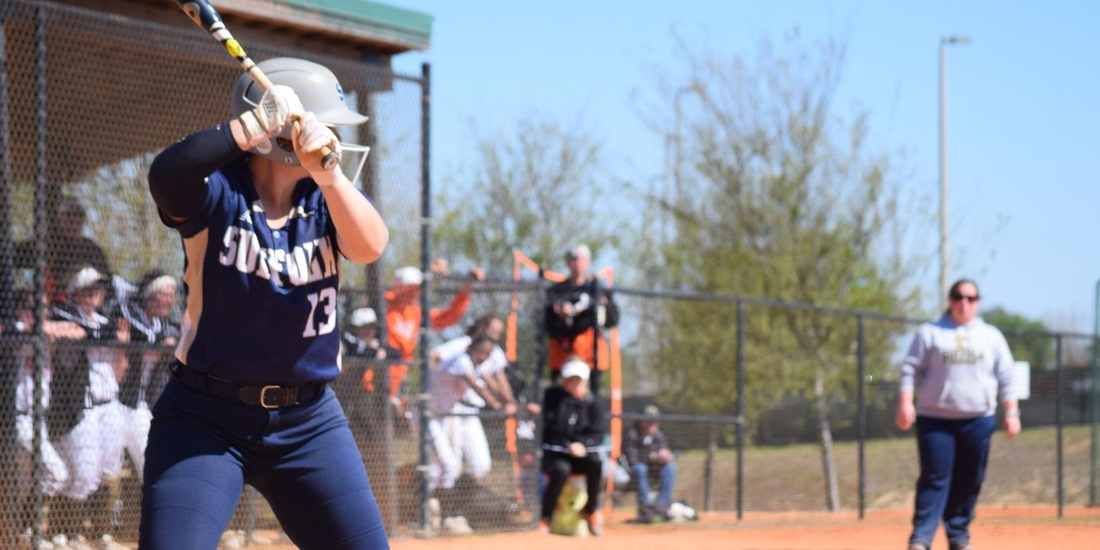 USJ Downs Softball, 4-2, in Game 1