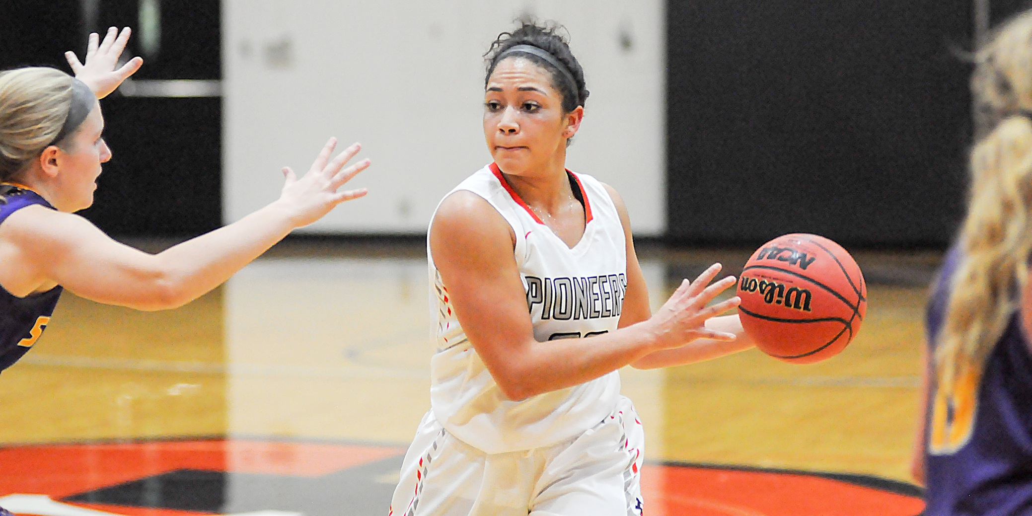 Pioneers win in double overtime