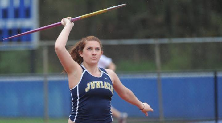 Juniata track and field squads compete at Greyhound Invitational