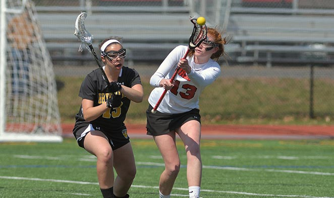 Women's Lacrosse defeats Scranton, 12-11