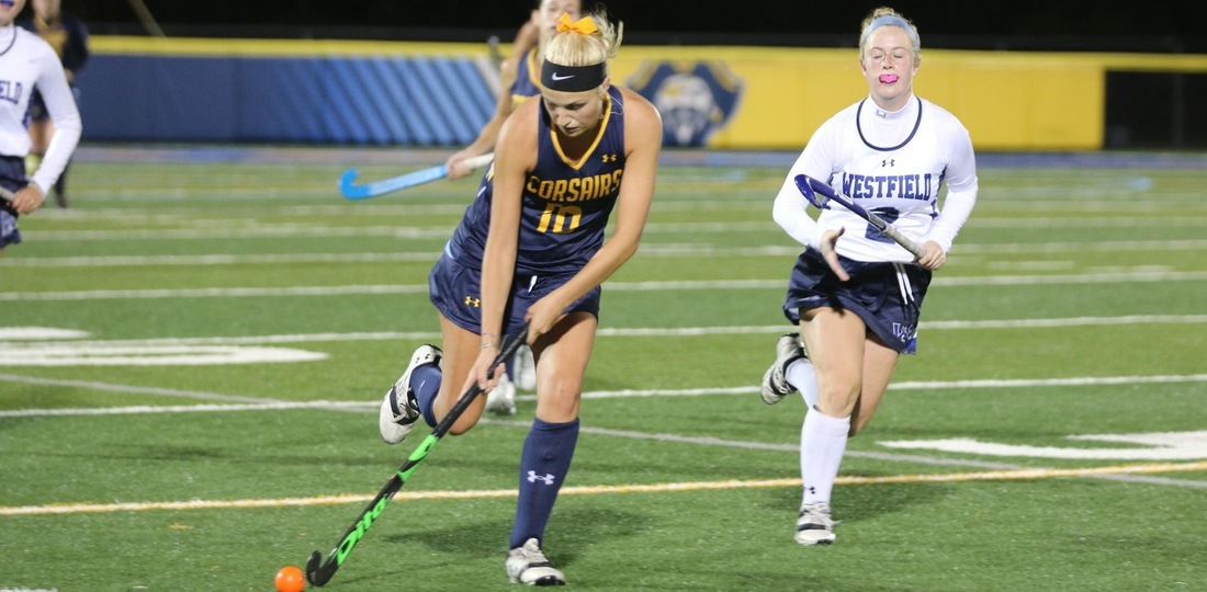 Stormwinds Help Field Hockey Sail Past Westfield State In 3-0 LEC Victory