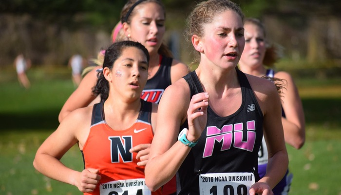 Women's Cross Country Heading to Wilmington JennaStrong Invitational