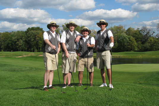 Men's Basketball Golf Outing Still On!