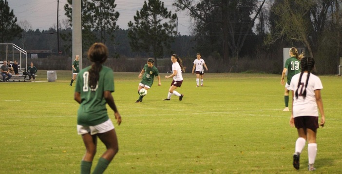 Lady Gators Come up Short Against South Effingham