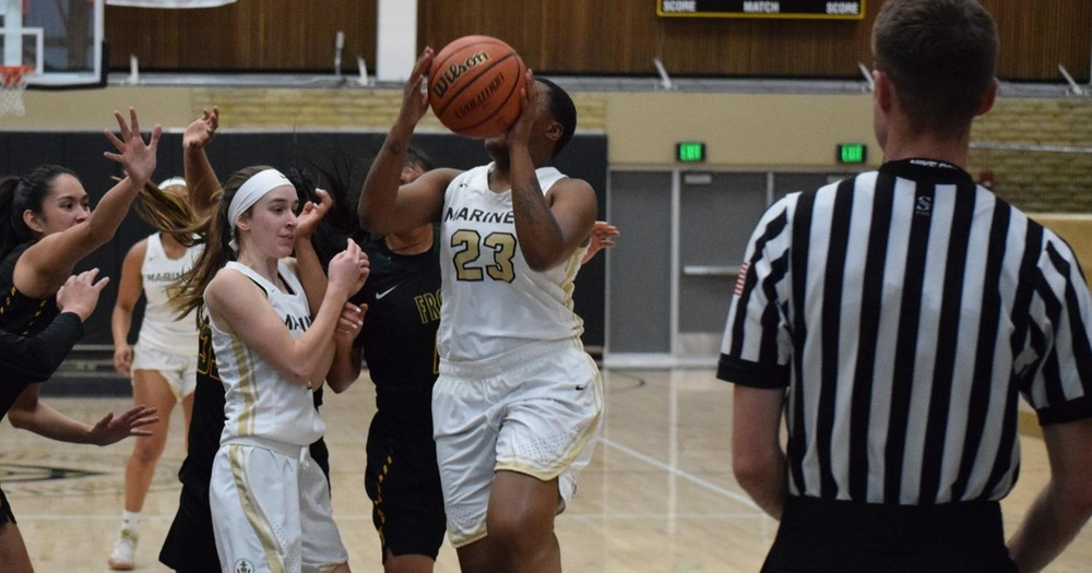 Women's Basketball Falls to Yuba On The Road 78-33
