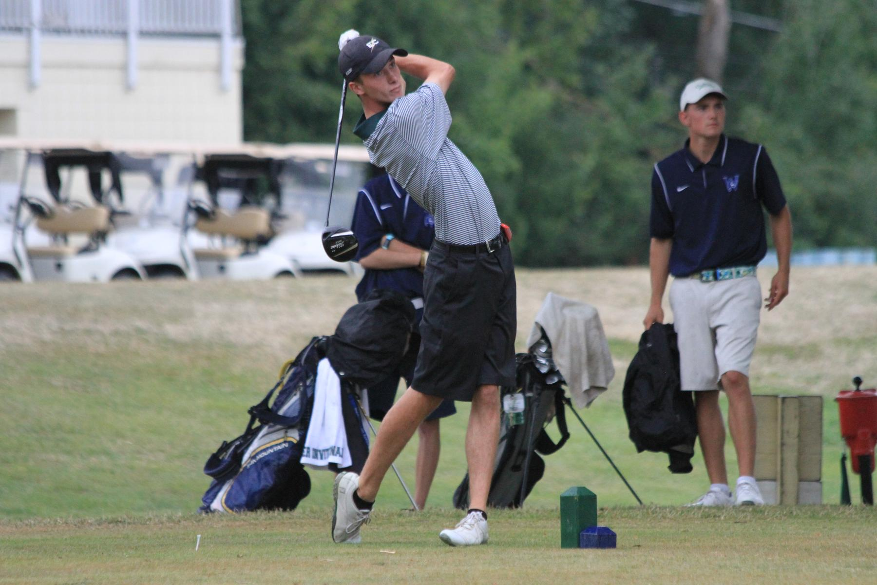 Men's Golf 12th At JWU Spring Invitational