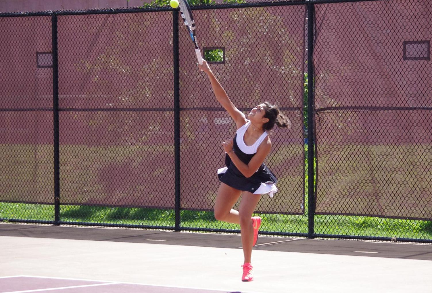 Women's Tennis Cruises By Allegheny For First Win