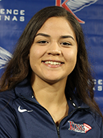 Ashlynn Ortega, So., Women's Wrestling