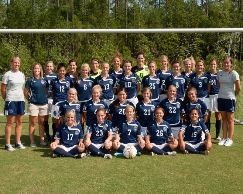 Bobcat Soccer Ranked #9 in NSCAA Southeast Regional