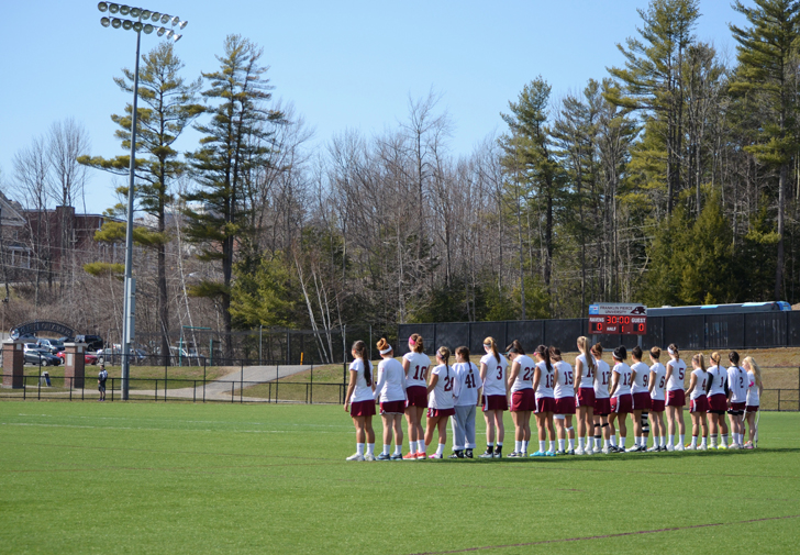 Women's Lacrosse Wraps up 2013 Campaign with 18-6 Loss at No. 4 Le Moyne