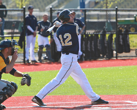 Gallaudet's William Bissell named to the 2013 D3baseball.com preseason All-American team