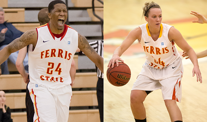 Ferris State Basketball Opens GLIAC North Play At Home This Week