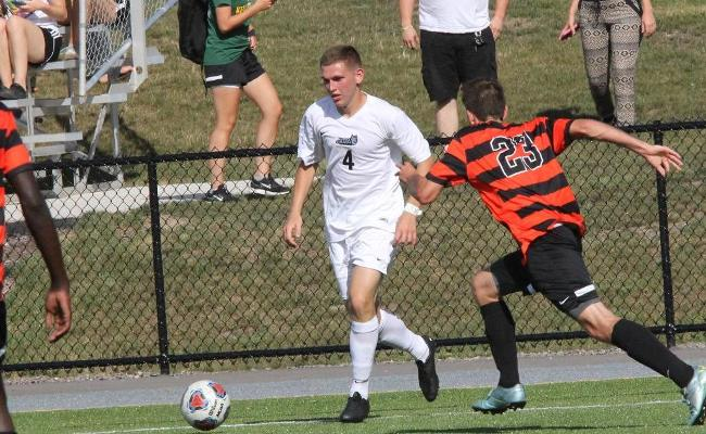 Keuka College Men's Soccer Falls at Morrisville