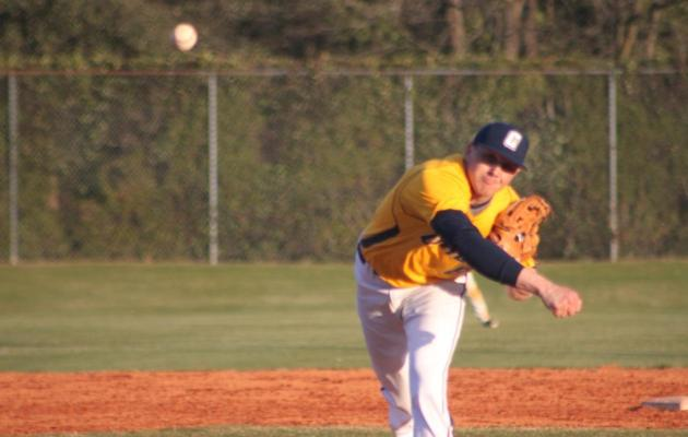Coker Splits Double-Header with Anderson