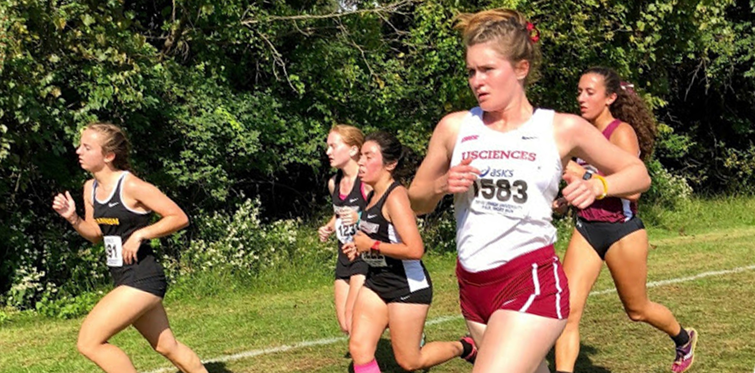 Women's Cross Country Returns to Action at the Paul Short Run