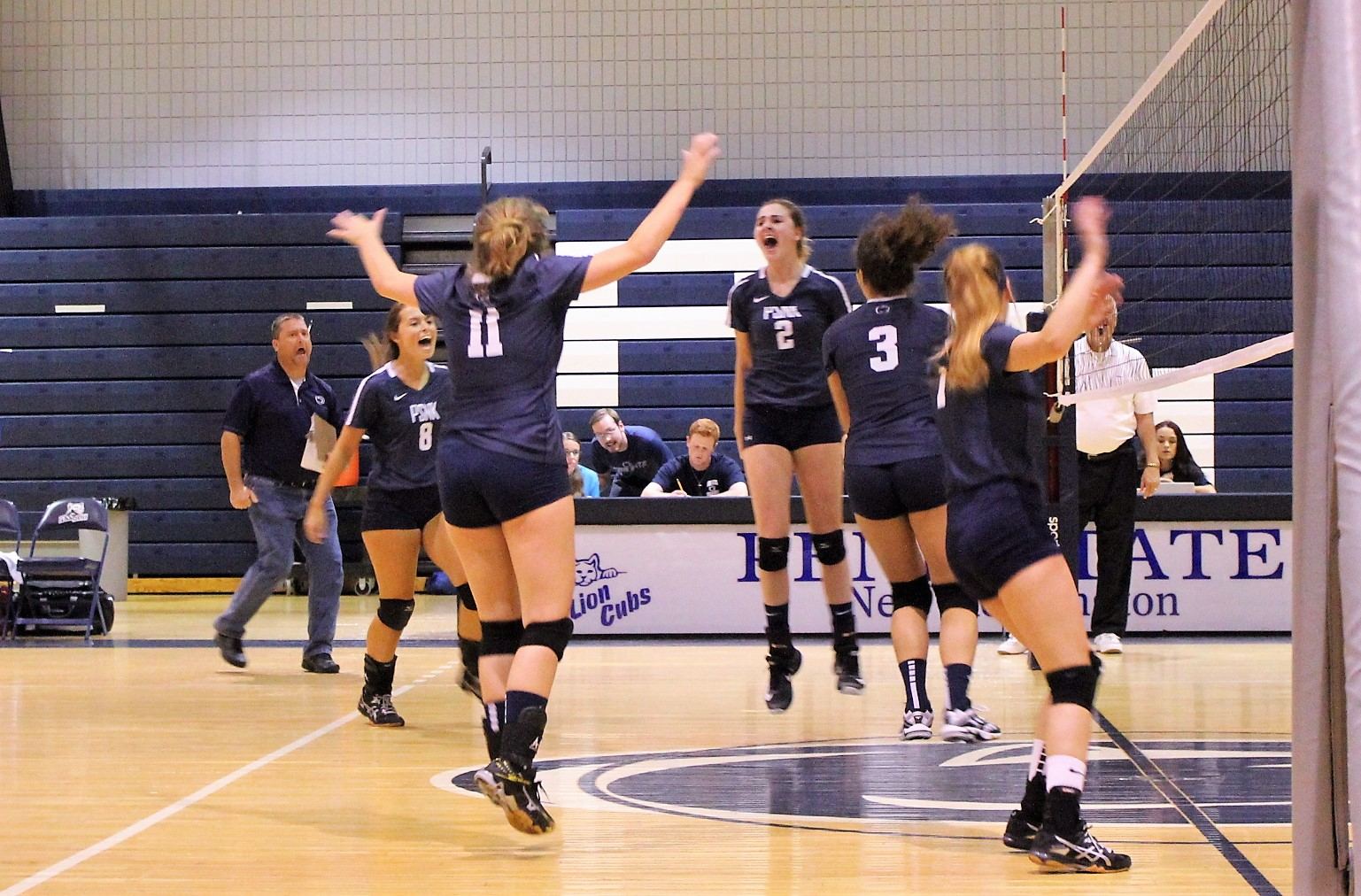 Shenango Volleyball Takes Win from New Kensington