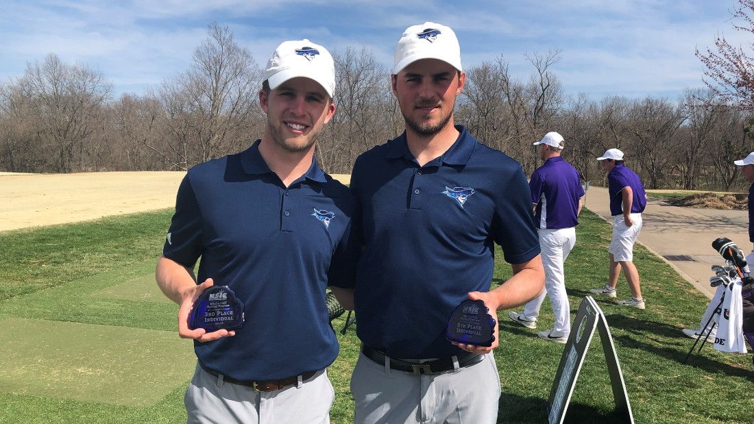 Men Finish 3rd at NSIC Preview, Two Place in Top-5