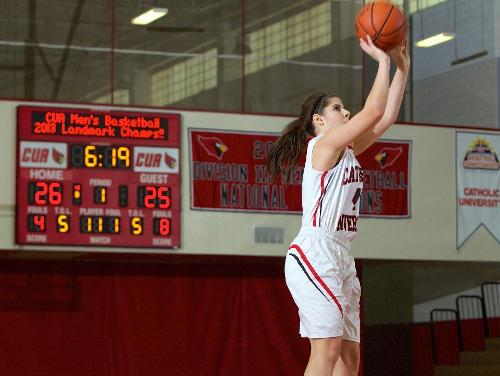 Cardinals Outlast King's College 71-69 In Tourney Opener