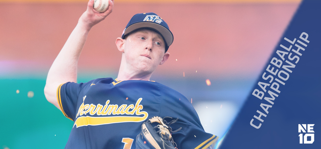 Embrace The Championship: Merrimack, New Haven to Meet in NE10 Baseball Championship