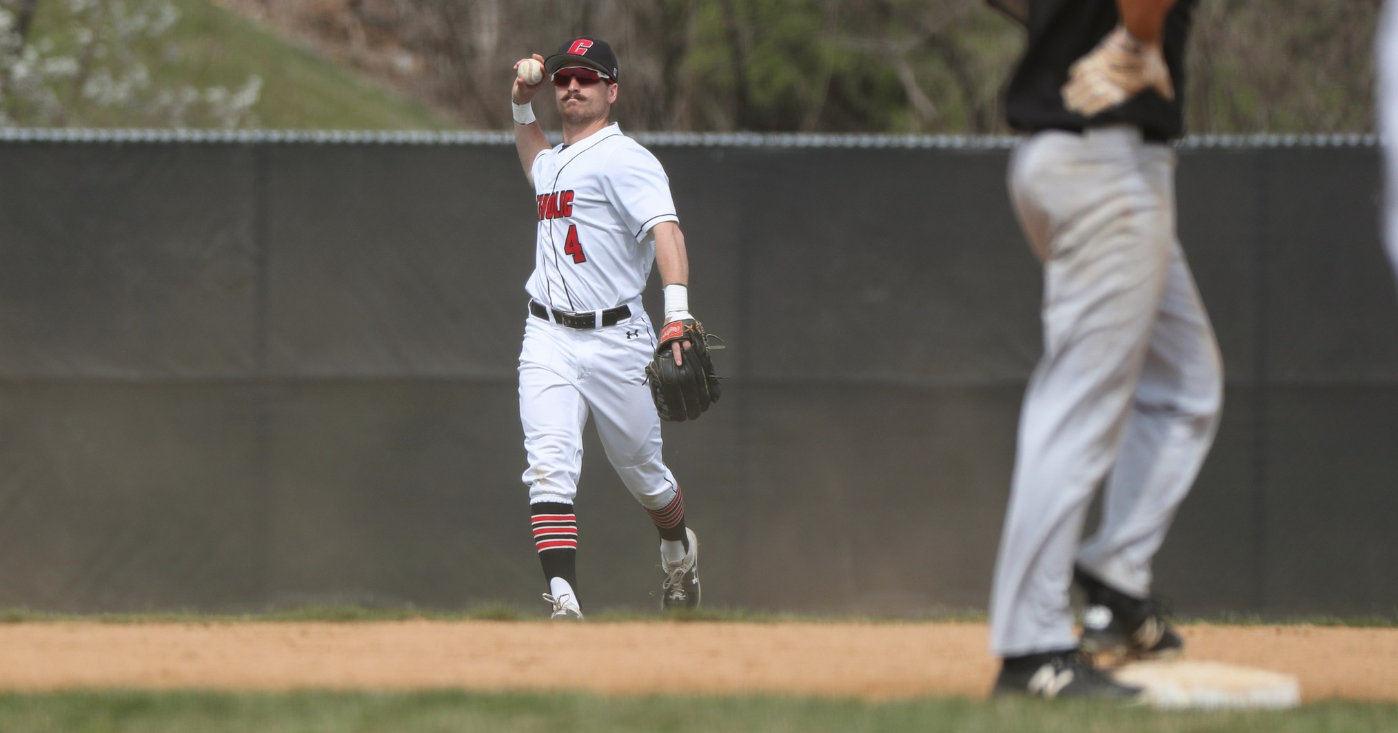 Cardinals Complete Landmark Sweep Over Juniata, 6-4
