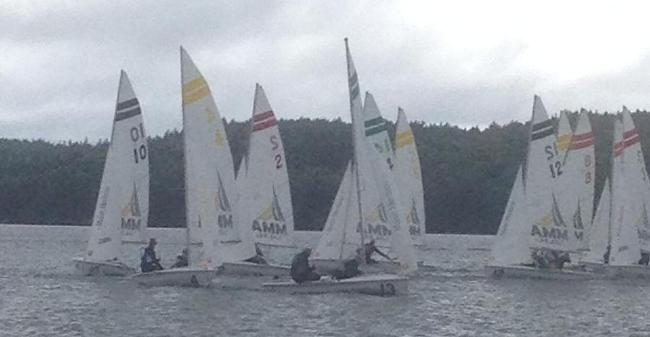 Dinghy Sailing Begins Fall Schedule With Solid Performances At Maine Maritime, Roger Williams Over Weekend