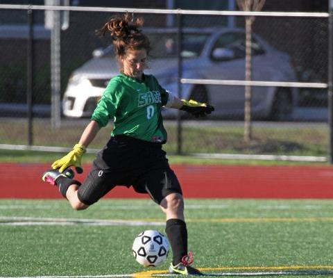 Sage women's booters fall short against Hilbert in final minutes of play, 1-0