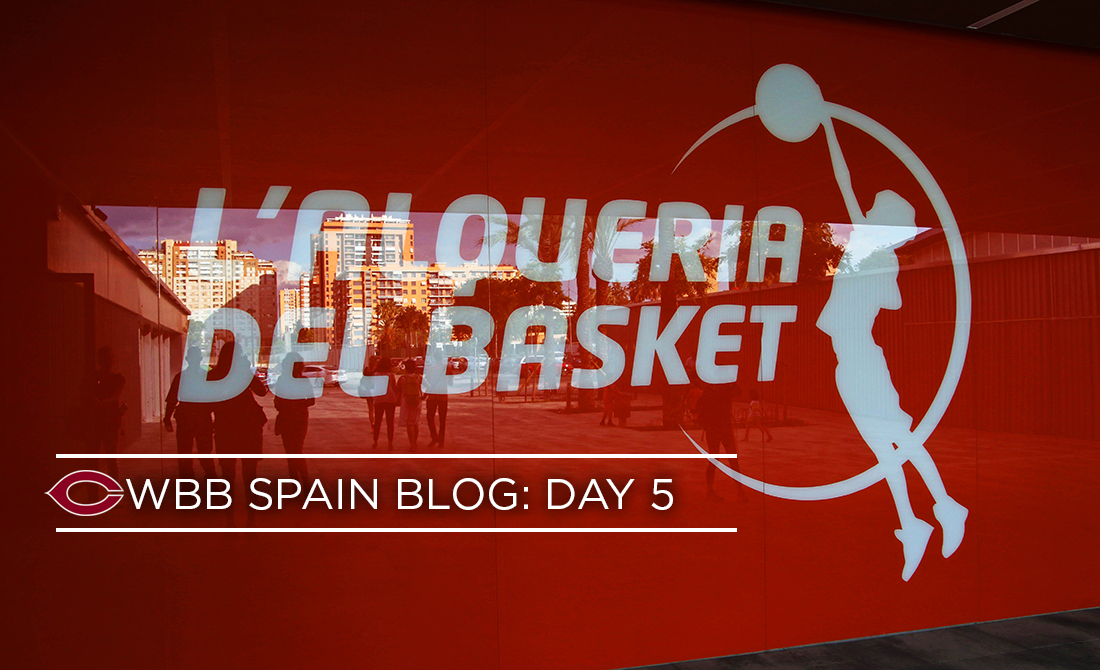 UChicago Women's Basketball Spain Blog: Day 5