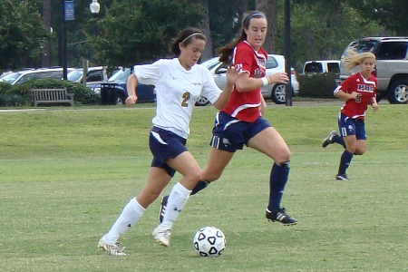 One goal is enough for USC Aiken