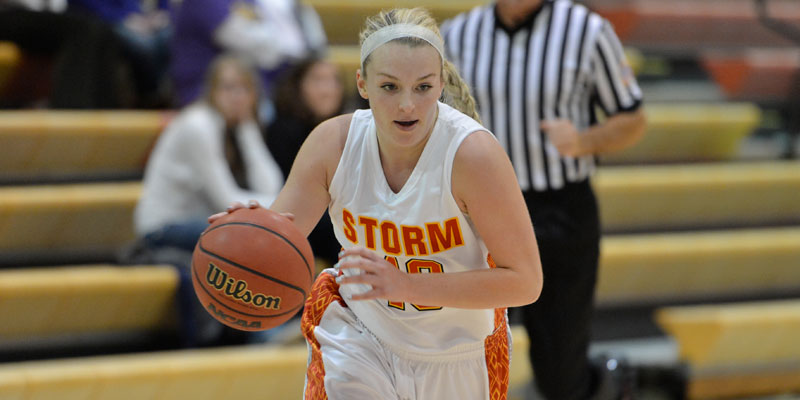 Storm fall to Buena Vista, finish fourth in the IIAC