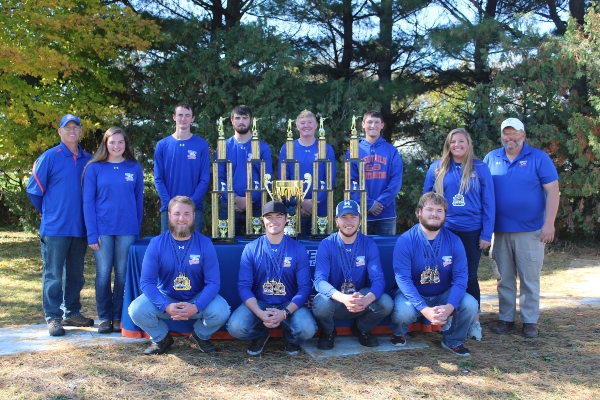 RedTails Outclass Competition, Take Home Second Straight National Championship