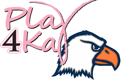 Lady Eagles raise over $1,000 on Play-4-Kay Night