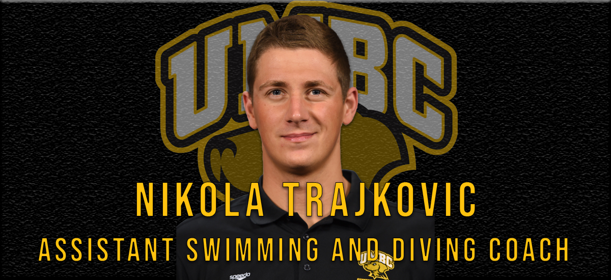 Trajkovic Joins Swimming and Diving Staff