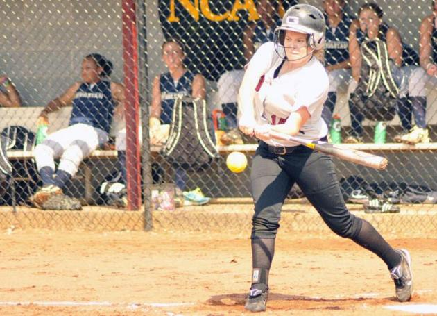 N.C. Wesleyan Takes Softball Twinbill From Guilford