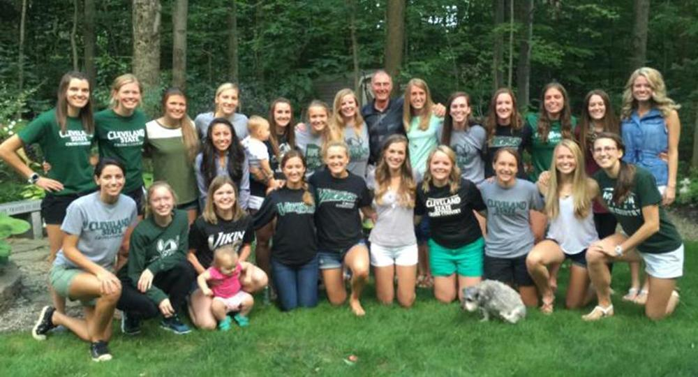 Cross Country Hosts Successful Alumni Event