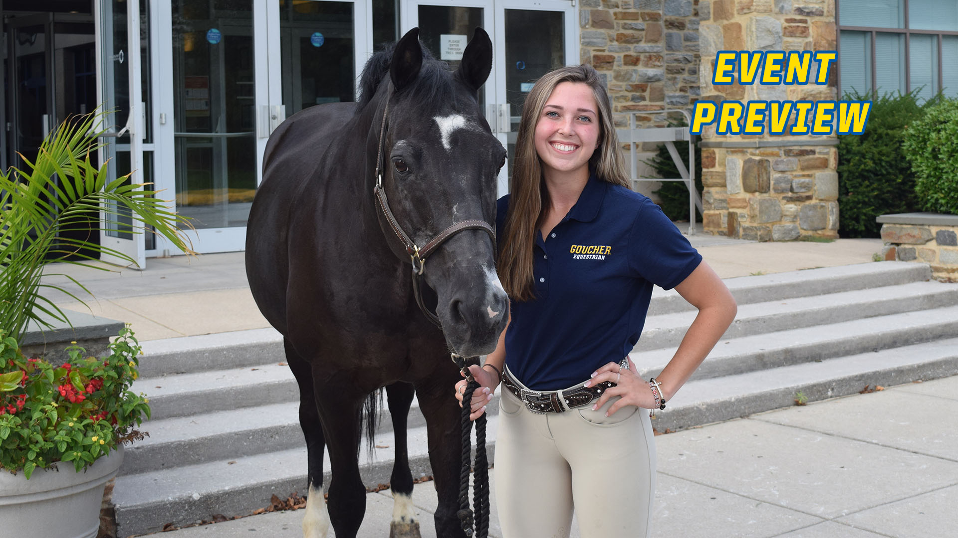 Goucher Equestrian Gets Back In Action At Maryland/American IHSA Show On Sunday