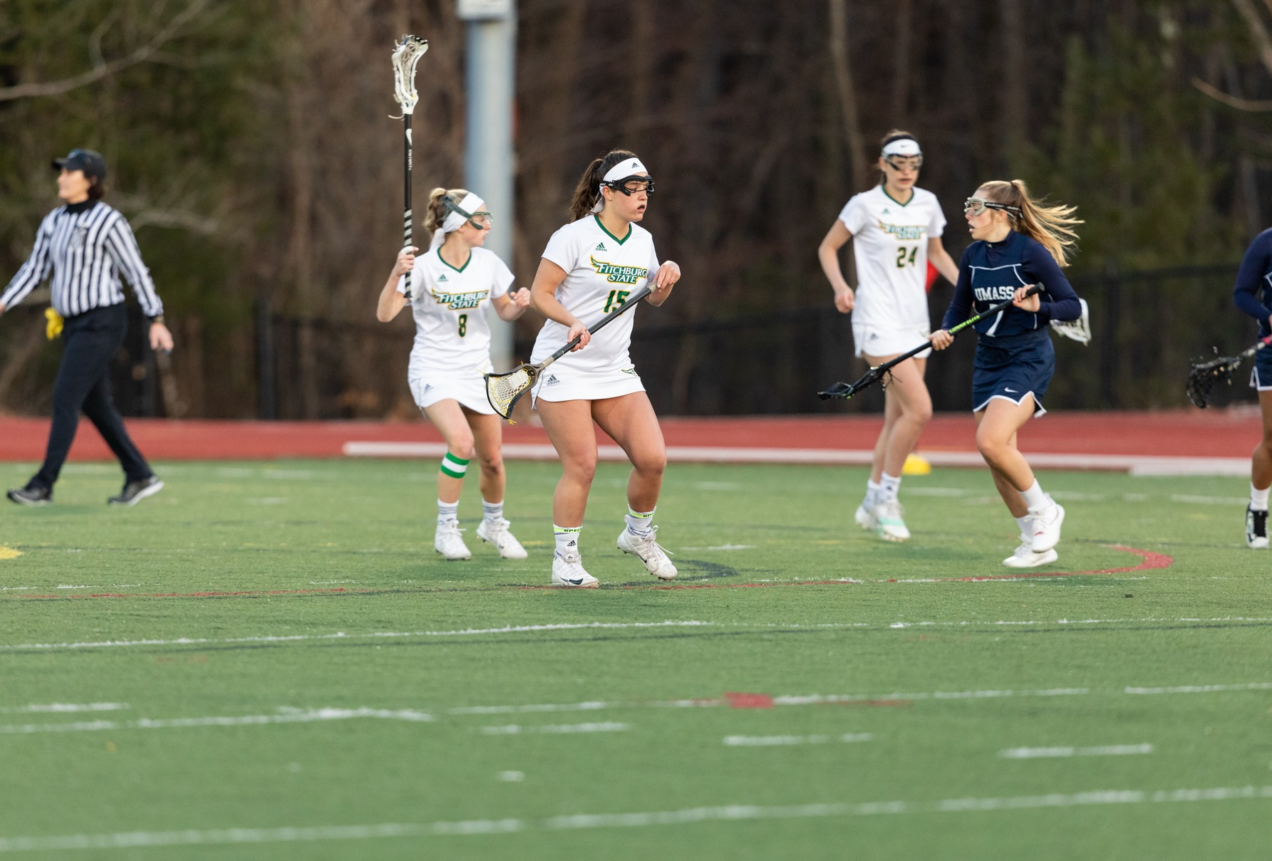 Falcons Drop 15-5 Decision To Rams In MASCAC Action