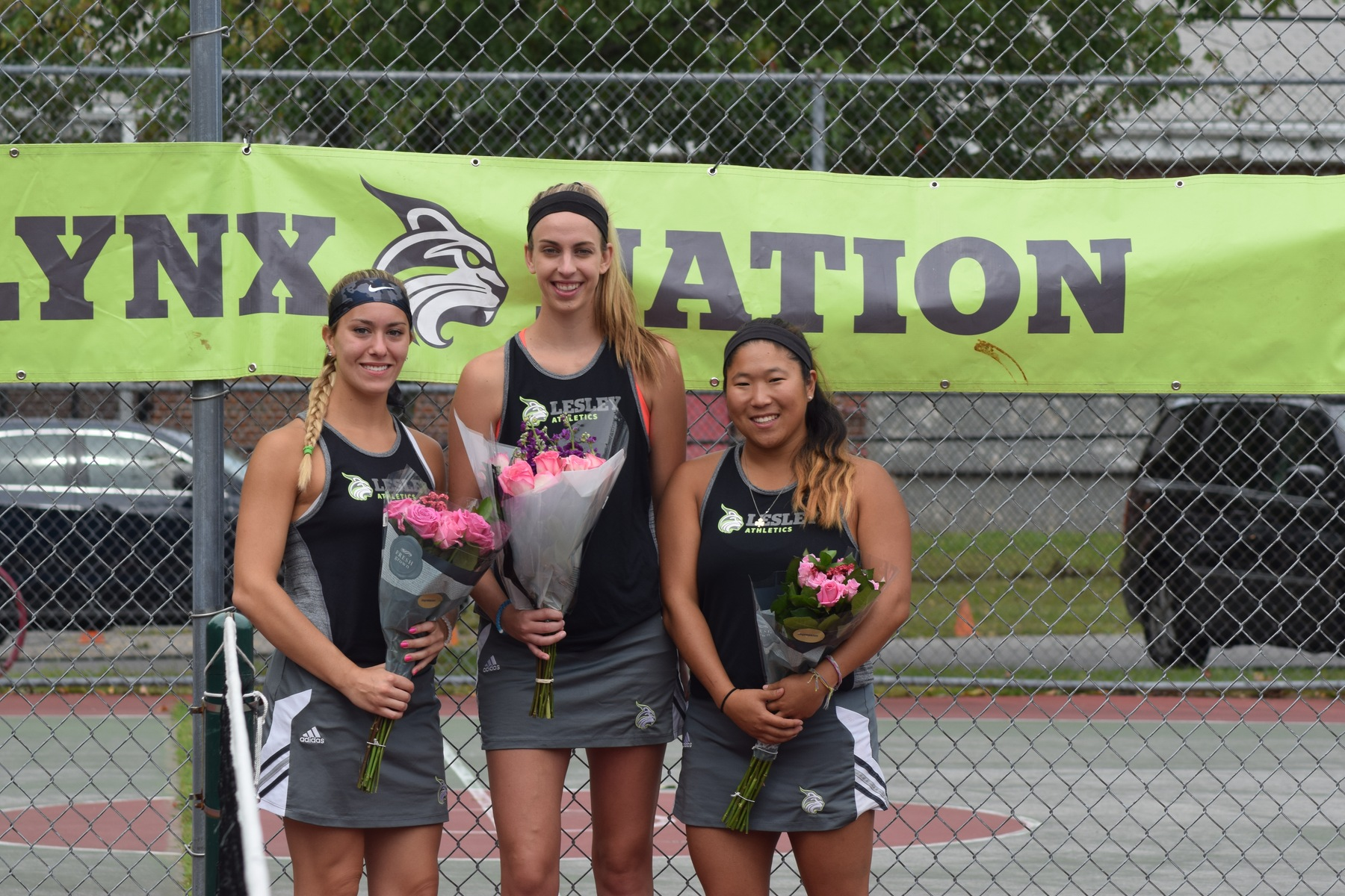 Lynx Clinch Playoff Berth on Senior Day