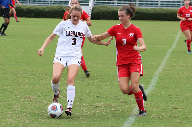 Women's Soccer: Huntingdon blanks Panthers 2-0