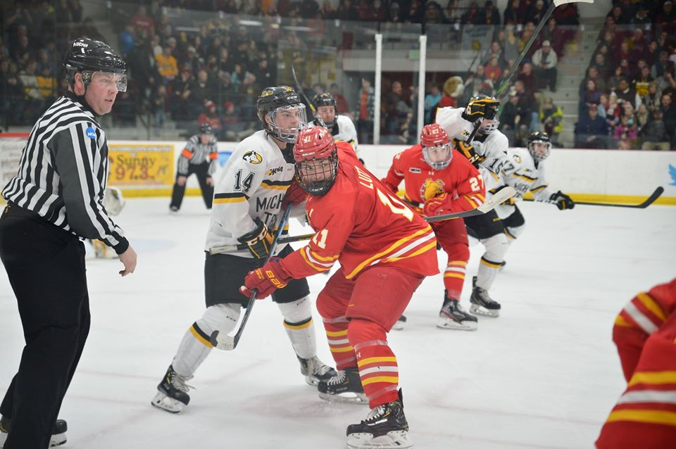 Ferris State Falls On Senior Night To Lake Superior State